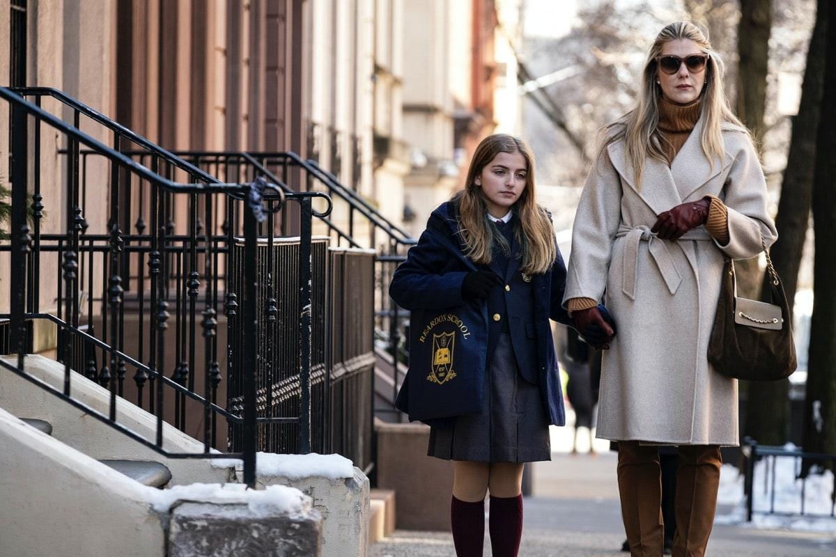 THE UNDOING Season 1 Episode 3 Do No Harm Madeline Santoriello, Lily Rabe HBOThe Undoing Photograph by Niko Tavernise/HBO