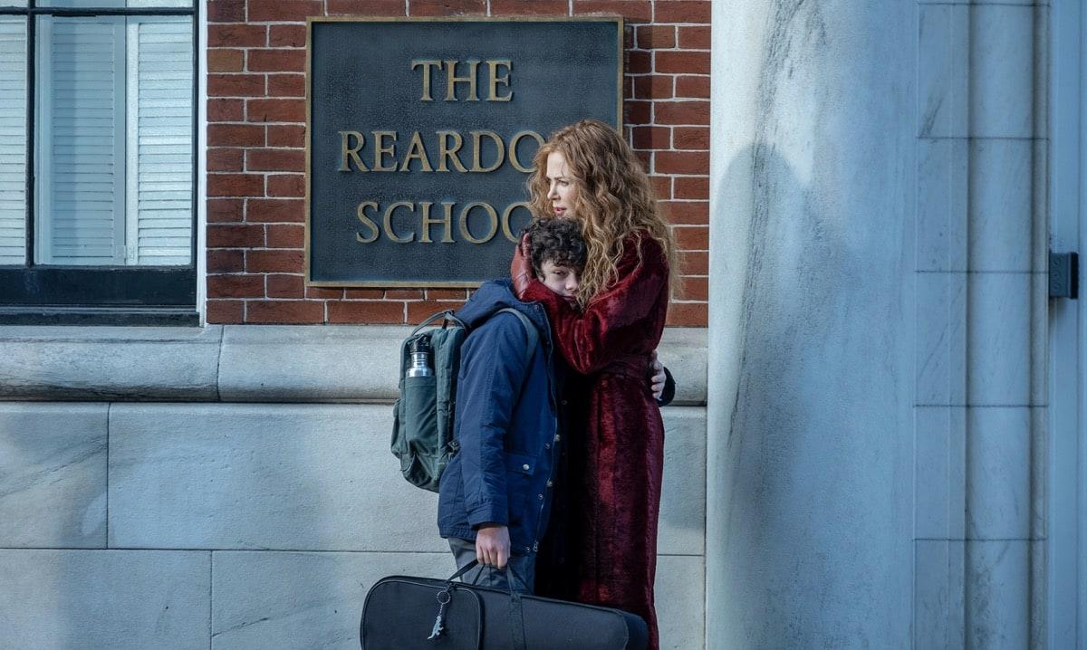 Nicole Kidman, Noah Jupe HBO The Undoing Photograph by Niko Tavernise/HBO