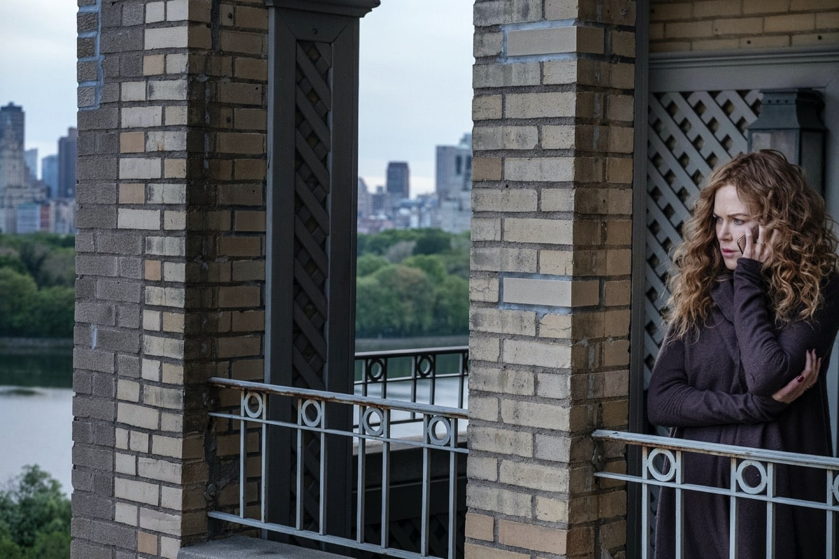 Nicole Kidman HBO The Undoing Photograph by Niko Tavernise/HBO