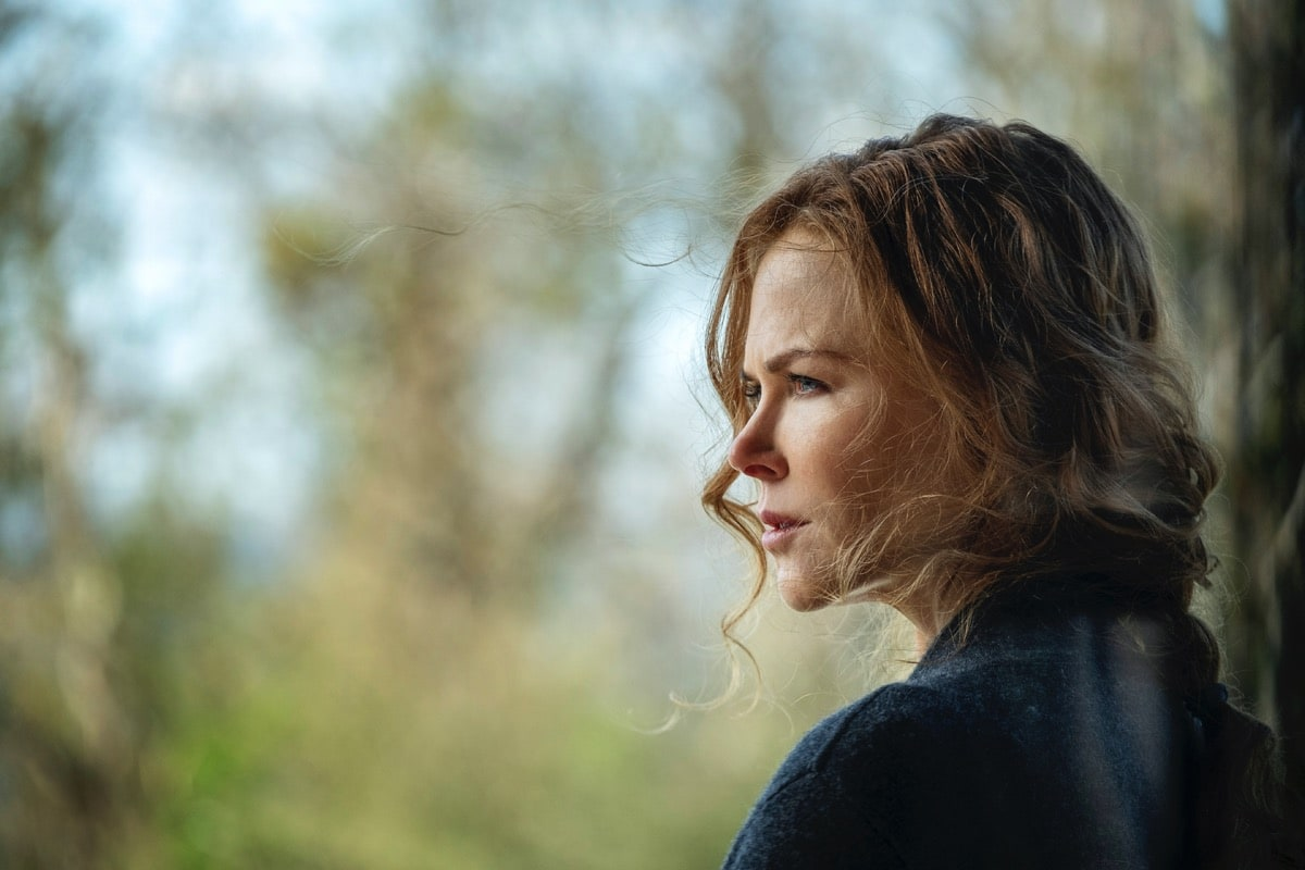 Nicole Kidman HBO The Undoing Photograph by Niko Tavernise/HBO