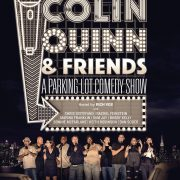 COLIN QUINN And FRIENDS HBO Max Key Art Poster