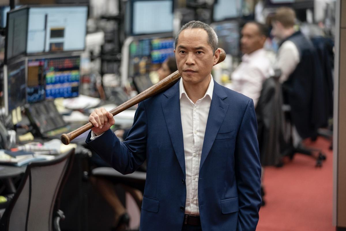 Ken Leung HBO Industry Season 1 - Episode 1 Photograph by Amanda Searle/HBO