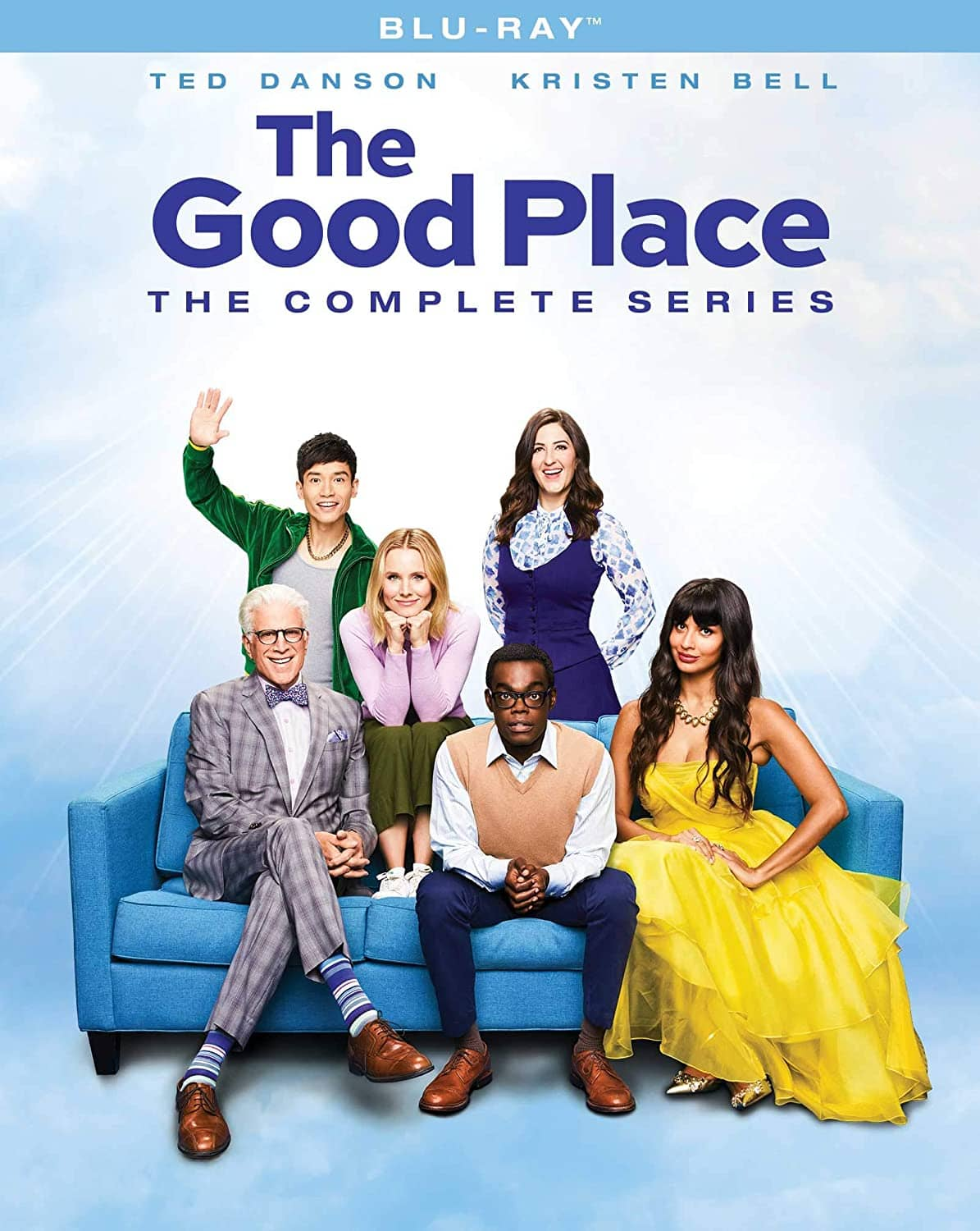 The Good Place Complete Series