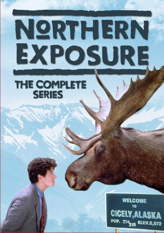 Northern Exposure Complete Series DVD