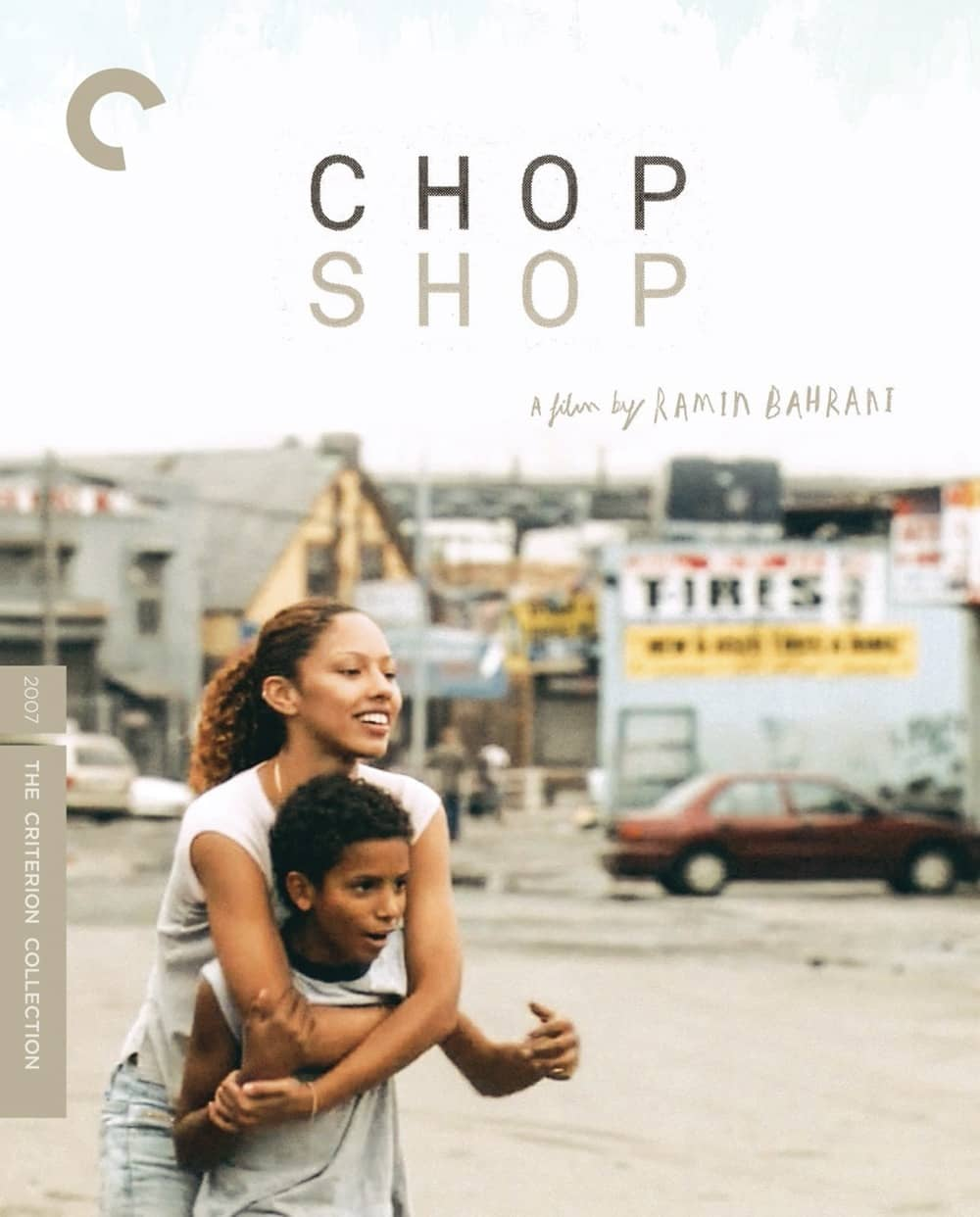 Chop Shop Criterion Collection Bluray Cover
