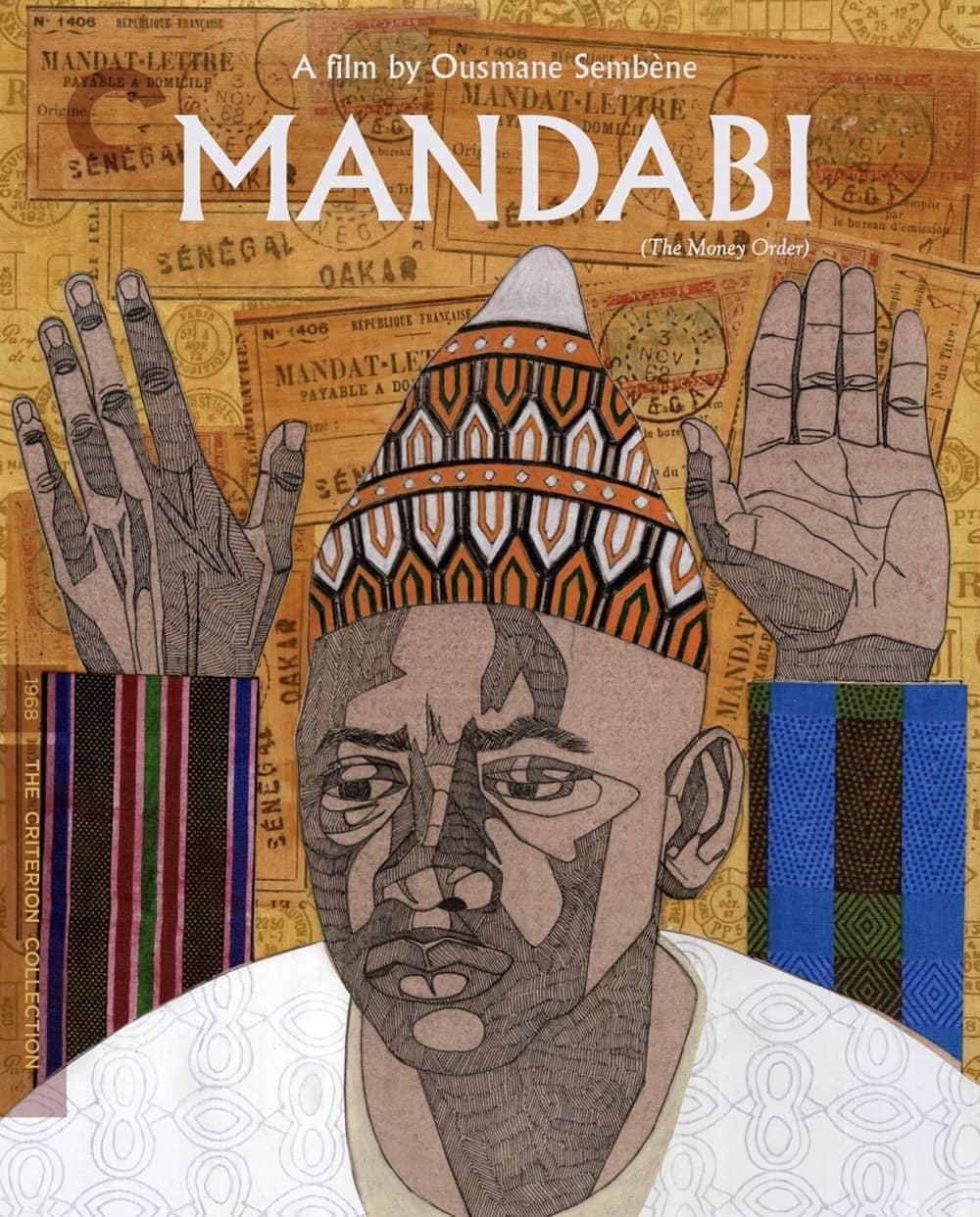 Mandabi Criterion Collection Bluray Cover