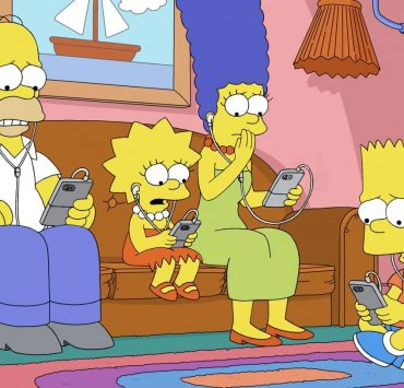 """THE SIMPSONS: Grampa is accused of a crime in this return to THE SIMPSONS by writer David X. Cohen. Meanwhile, Kent Brockman questions his career in the """"Podcast News"""" episode of THE SIMPSONS airing Sunday, Nov. 15 (8:00-8:31 PM ET/PT) on FOX. THE SIMPSONS © 2020 by Twentieth Century Fox Film Corporation."""