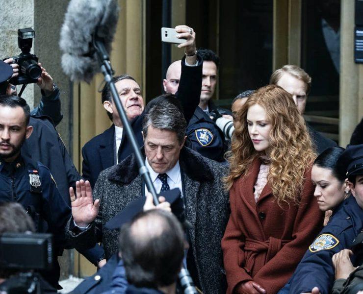 Hugh Grant, Nicole Kidman HBO The Undoing Episode 4 Photograph by Niko Tavernise/HBO
