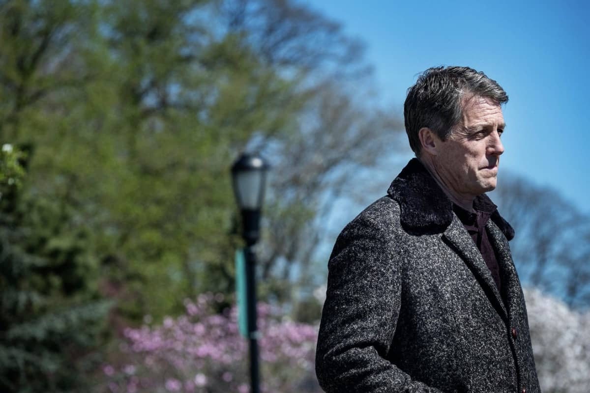 Hugh Grant HBO The Undoing Photograph by Niko Tavernise/HBO
