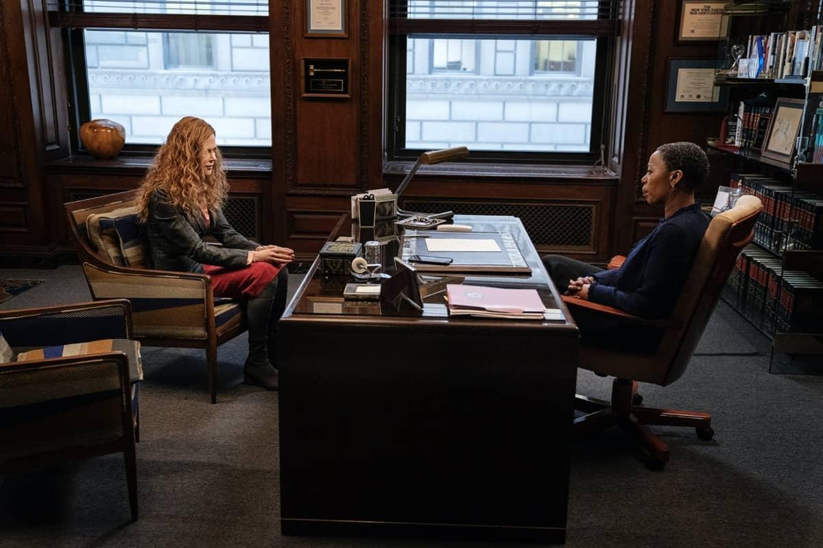 Nicole Kidman, Noma Dumezweni HBO The Undoing Photograph by Niko Tavernise/HBO