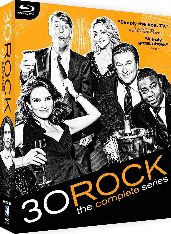 30 Rock Complete Series Bluray