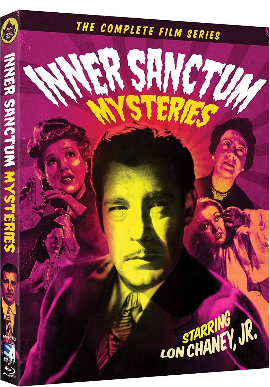 Inner Sanctum Mysteries Bluray