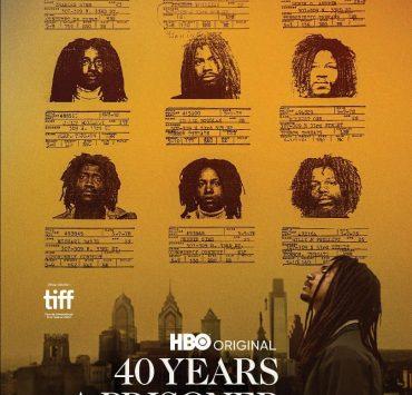 40 YEARS A PRISONER HBO Poster Key Art