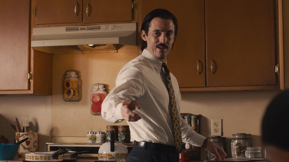 """THIS IS US -- """"Honestly"""" Episode 504 -- Pictured in this screengrab: Milo Ventimiglia as Jack -- (Photo by: NBC)"""