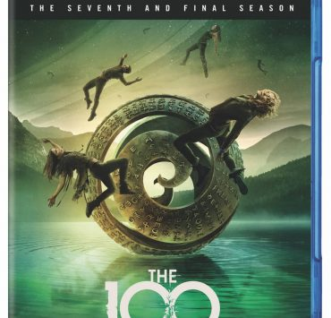 The 100 Season 7 Bluray Box Cover Artwork