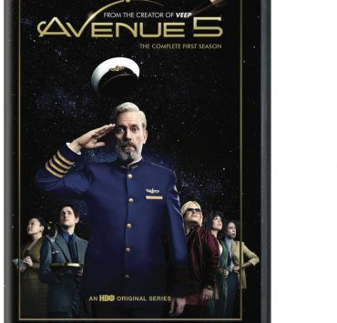 Avenue 5 Season 1 DVD Box Cover Artwork