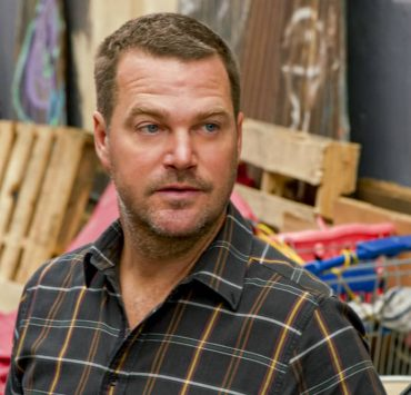 """Angry Karen"" - Pictured: Chris O'Donnell (Special Agent G. Callen). When Nell sends Sam to meet an informant who plans to blow the whistle on a military secret, Hanna's life is in danger when the man tries to run him down and kill him. Also, Kensi and Deeks debate whether or not to buy their first house, on NCIS: LOS ANGELES, Sunday, Nov. 22 (8:00-9:00 PM, ET/PT) on the CBS Television Network. Photo: Screen Grab/CBS ©2020 CBS Broadcasting, Inc. All Rights Reserved."