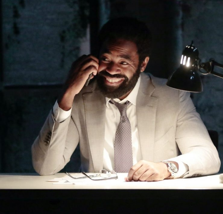 NICHOLAS PINNOCK For Life Season 2 Episode 2