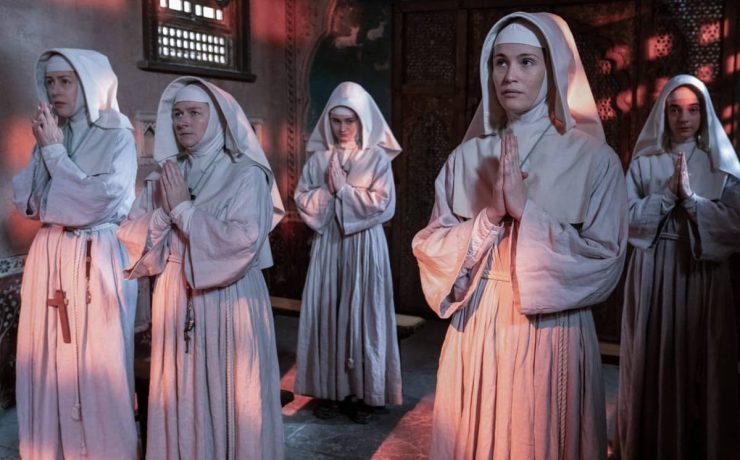 Black Narcissus TV Series Review
