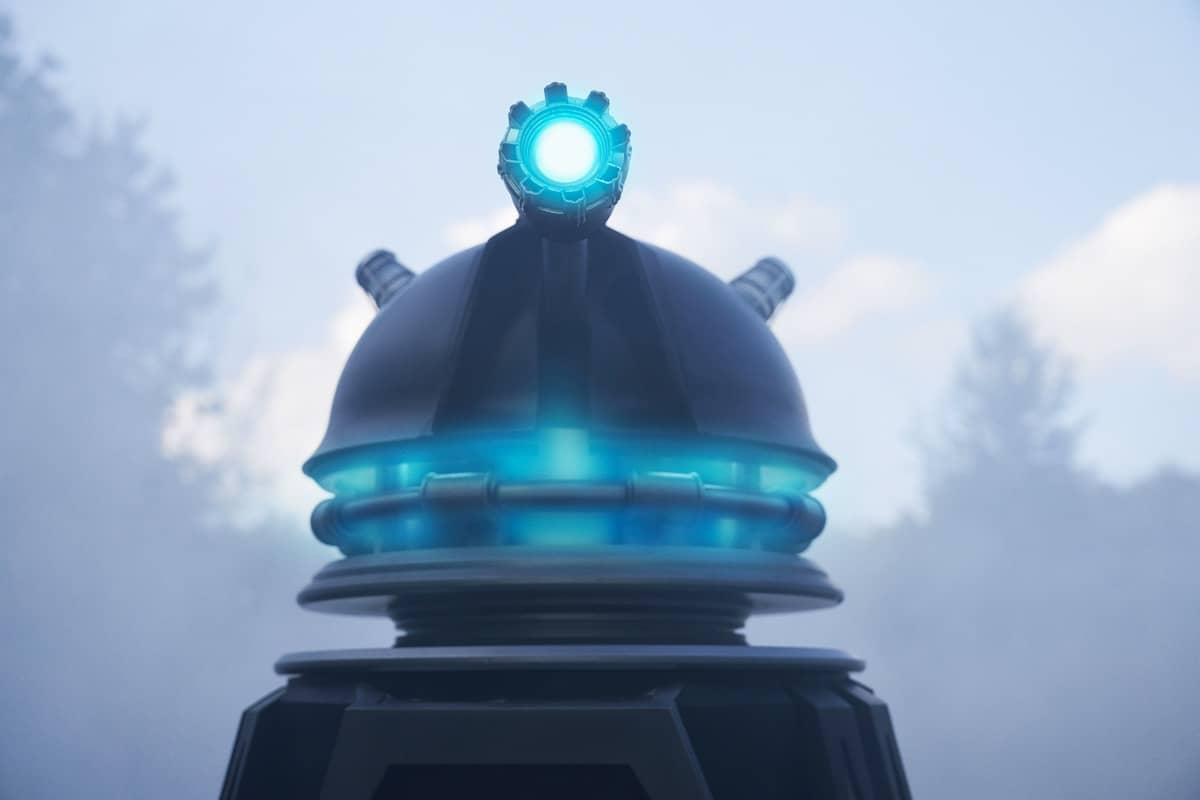 Doctor Who Special 2020: Revolution Of The Daleks - Photo Credit: Ben Blackall/BBC Studios/BBCA