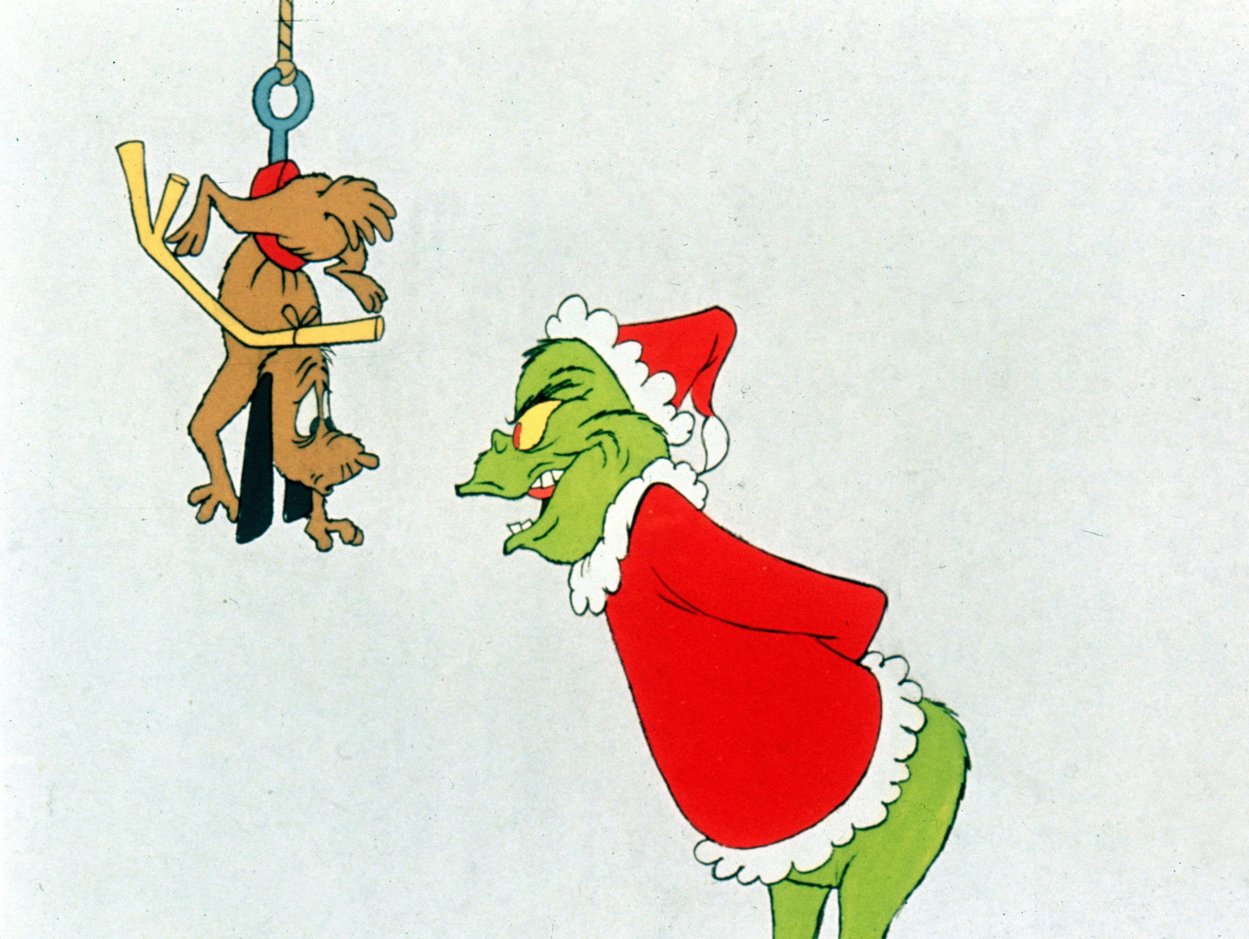 How The Grinch Stole Christmas scaled