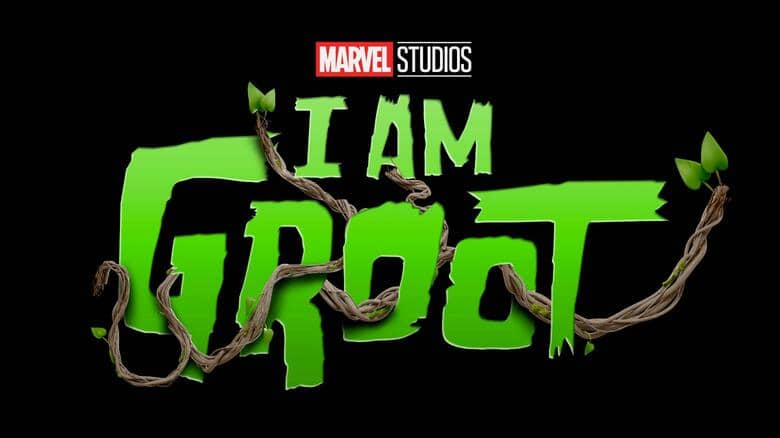 I Am Groot Short Series Marvel
