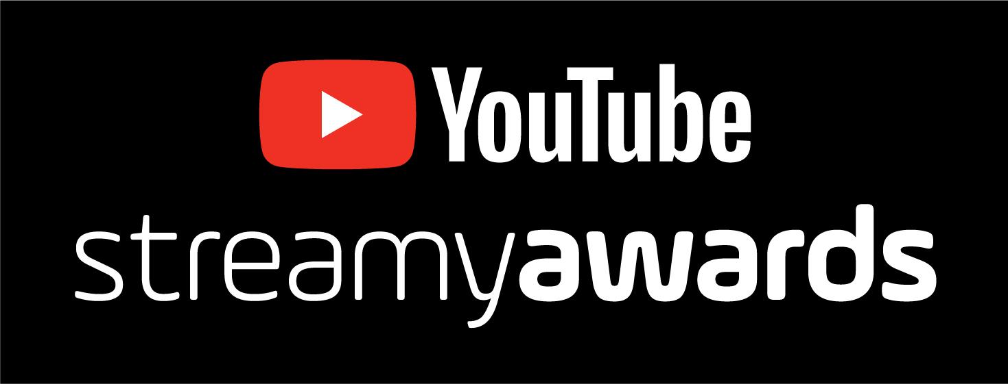 YouTube Streamy Awards Logo
