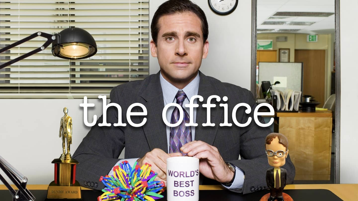 The Office Horizontal Key Art