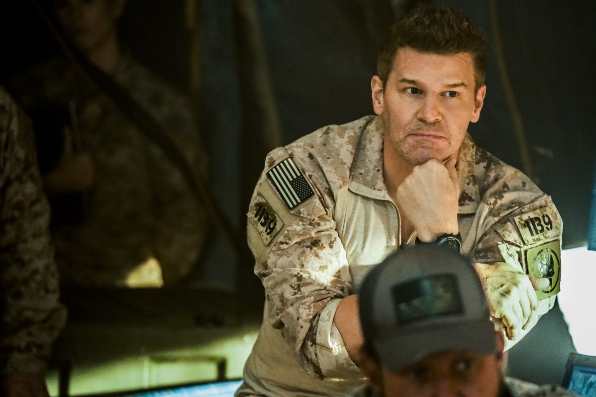 SEAL TEAM Season 4 Episode 4 Photos Shockwave