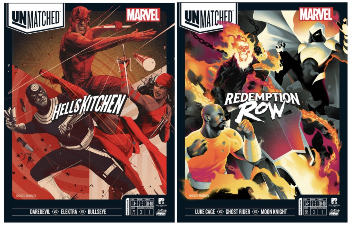 Mondo Games Marvel Unmatched