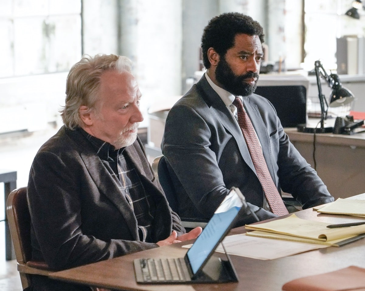 For Life Season 2 Episode 5 TIMOTHY BUSFIELD, NICHOLAS PINNOCK