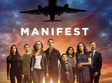 Manifest Season 2 DVD Box Cover Artwork