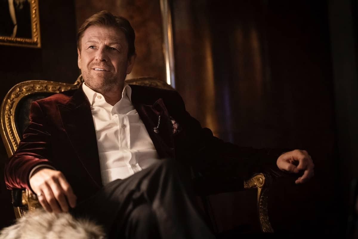 Snowpiercer Season 2 Episode 1 Sean Bean Photograph by David Bukach
