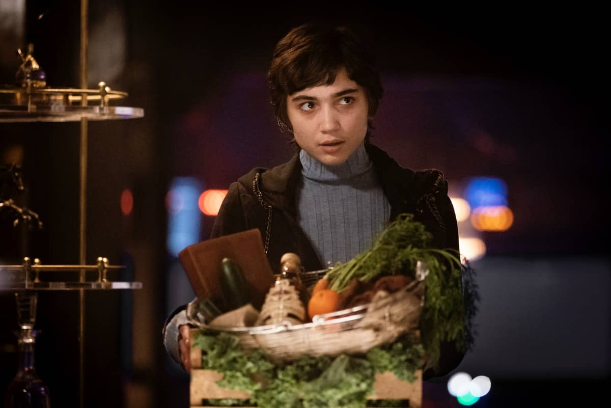 Snowpiercer Season 2 Episode 1 Rowan Blanchard Photograph by David Bukach