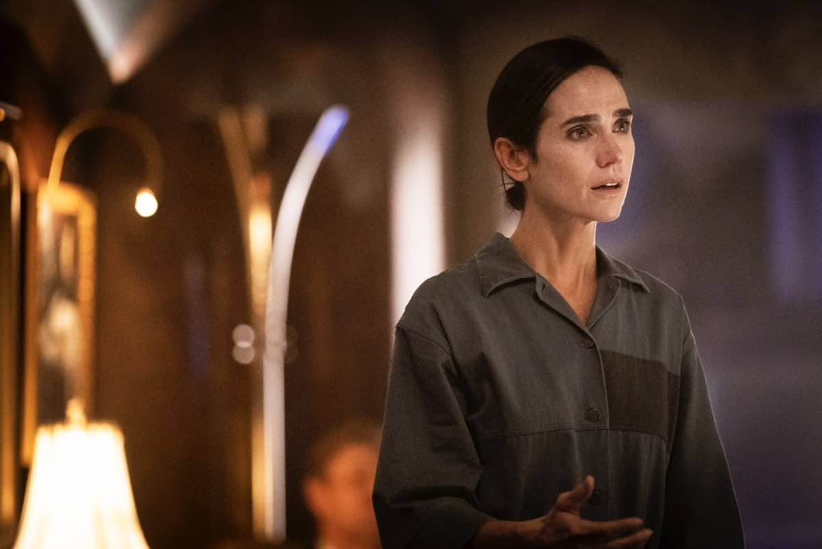 Snowpiercer Season 2 Episode 1 Jennifer Connelly Photograph by David Bukach