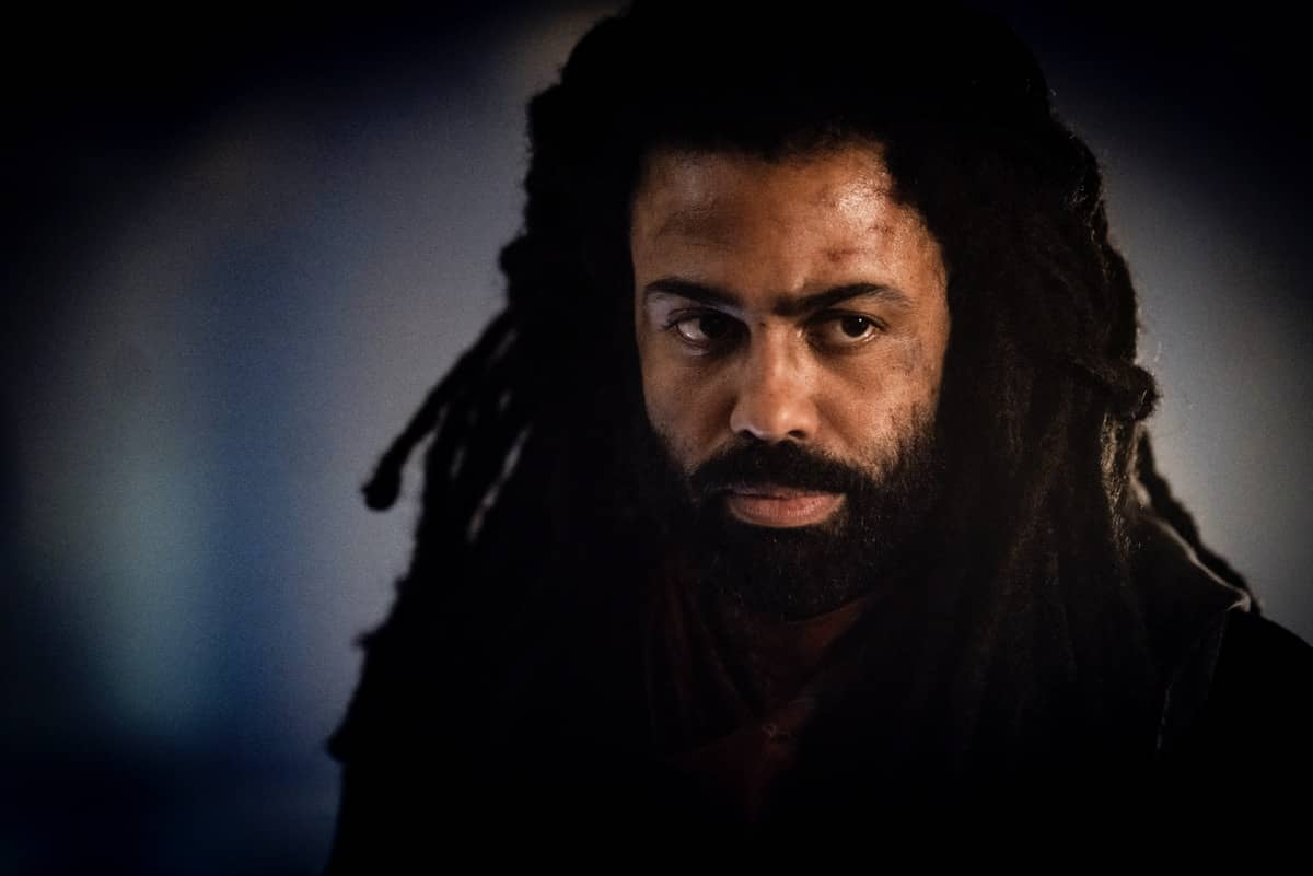 Snowpiercer Season 2 Episode 1 Daveed Diggs Photograph by David Bukach