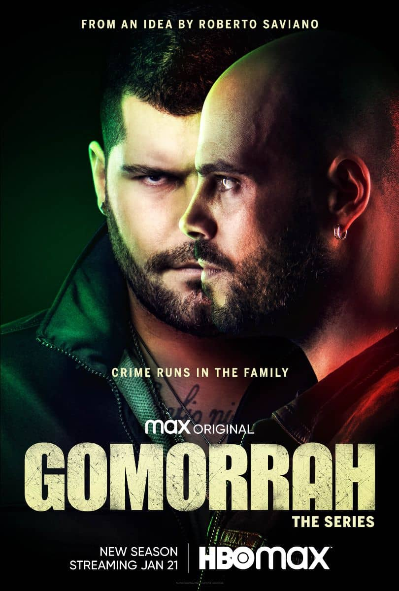 GOMORRAH Season 3 Poster Key Art