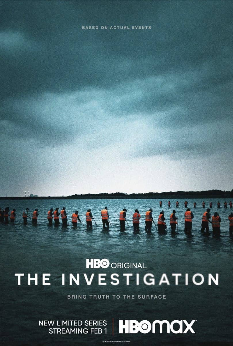 The Investigation Poster Key Art HBO