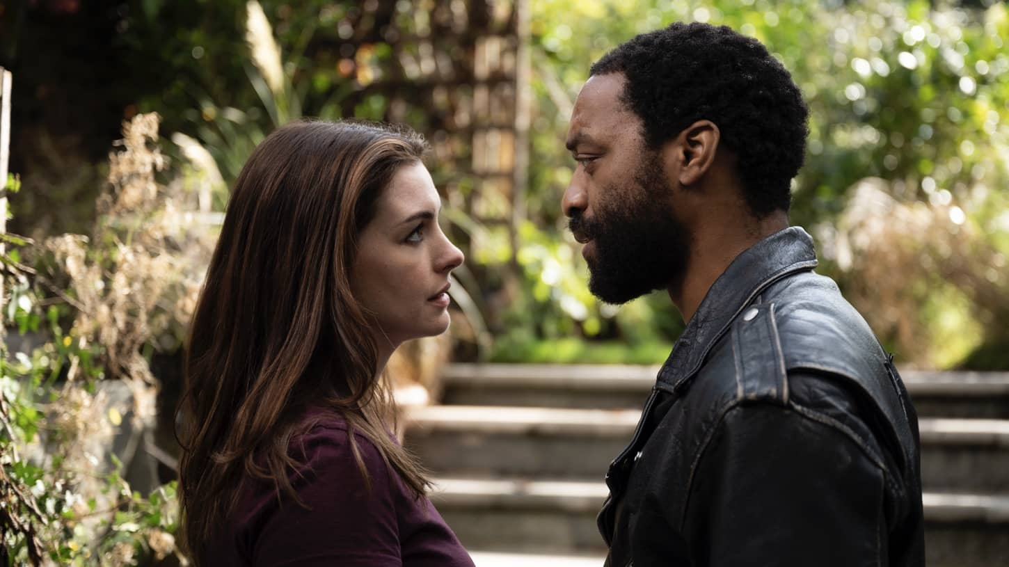 Locked Down Movie HBO Max Anne Hathaway Chiwetel Ejiofor