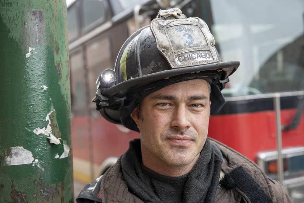 CHICAGO FIRE Season 9 Episode 3 Smash Therapy