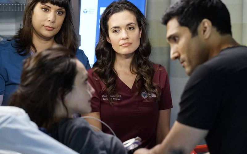 Chicago Med: 6×3