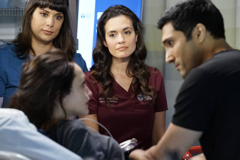 CHICAGO MED Season 6 Episode 3 Do You Know The Way Home