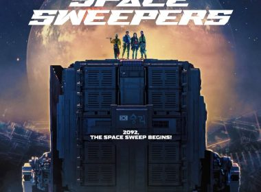Space Sweepers Movie Poster Key Art Netflix