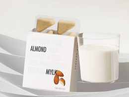 Daily Harvest launches plant-based Almond Mylk