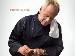 Wolfgang Puck The Event Poster HBO Max
