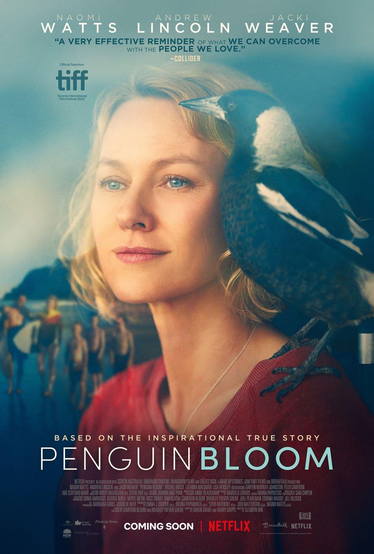 Penguin Bloom Movie Poster Netflix