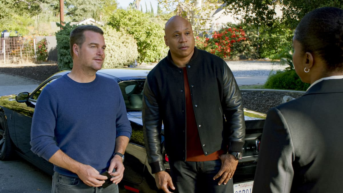 NCIS LOS ANGELES Season 12 Episode 8 Love Kills
