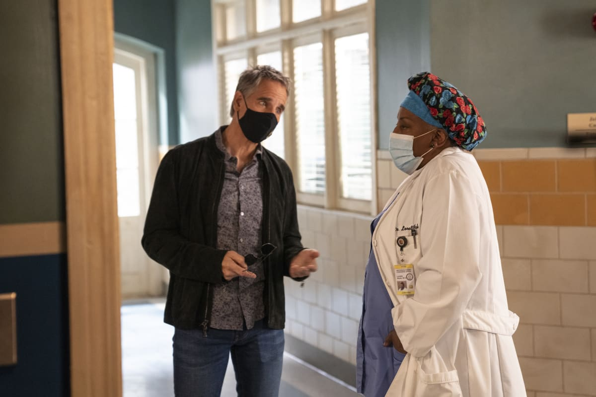NCIS NEW ORLEANS Season 7 Episode 6 Operation Drano Pt II