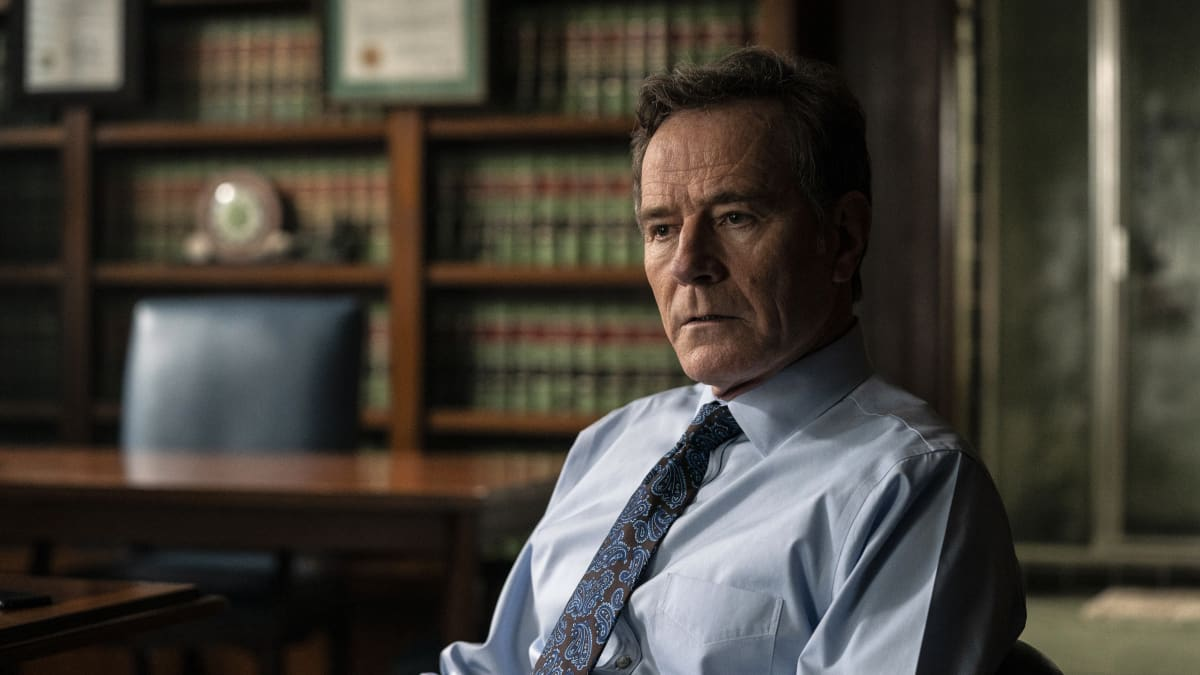 "Bryan Cranston as Michael Desiato in YOUR HONOR, ""Part Six"". Photo Credit: Skip Bolen/SHOWTIME."