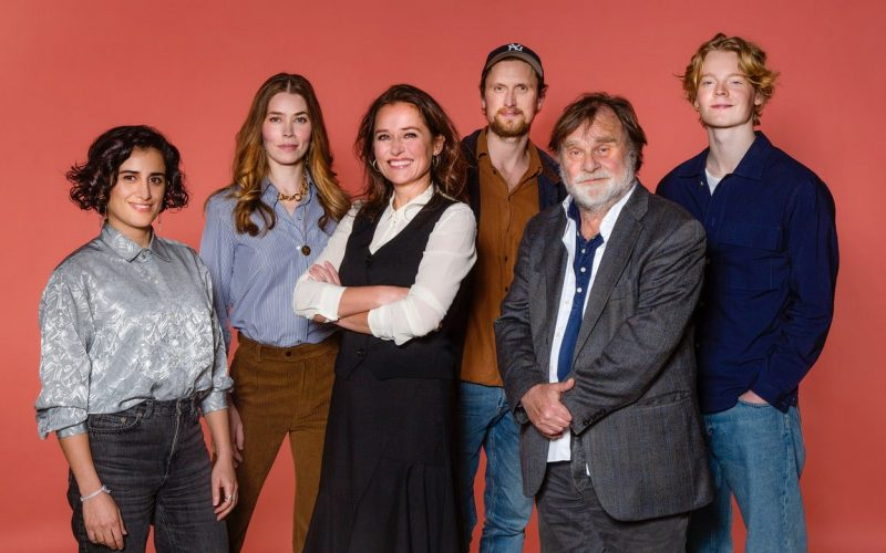 Borgen Cast Netflix